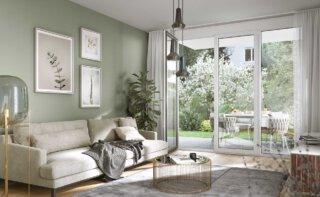 Fabergasse 2 | Freiflächen und Gärten