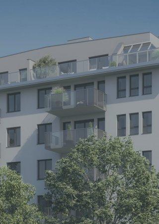 Außenvisualisierung Gersthofer Straße