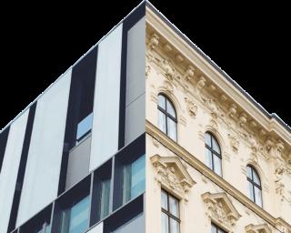 Alt- und Neubau