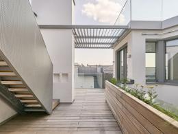 Dachterrasse Eigentumswohnungen Lehargasse