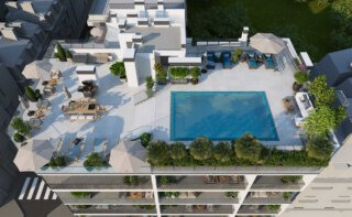 WINEGG-Neubauprojekt-Palma-Mallorca-Eigentumswohnungen-Galerie-Dachterrasse-Ansicht