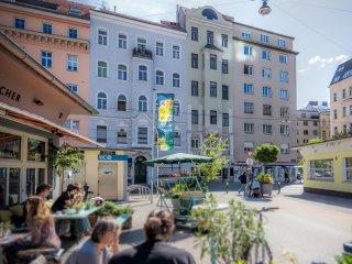Außenfassade Leopoldgasse
