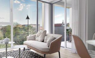 Eigentumswohnungen-WINEGG-1180-Schulgasse-59-Top-14-Parkblick-Wohnzimmer